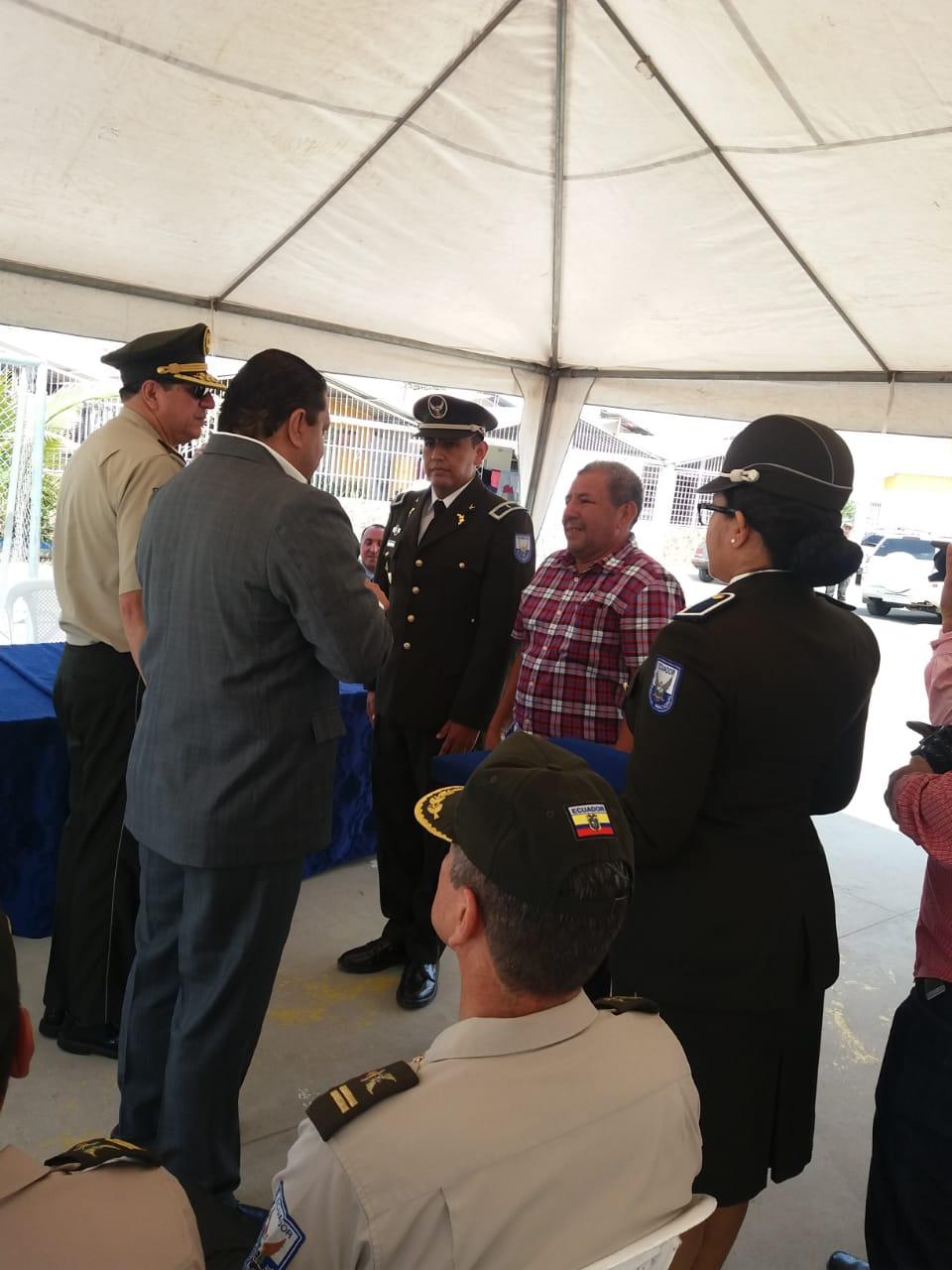 """INAUGURACIÓN DE UNIDAD DE POLICÍA COMUNITARIA (UPC) EN EL PROYECTO """"SI MI CASA"""""""